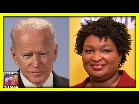 Who Would've Guessed? Stacey Abrams TRASHES Fellow Democrat Who Is Running For President