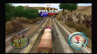 Big Mutha Truckers 2 Gameplay Round 1