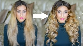 10 Tips & Tricks to Long Lasting Curls for the Holidays!