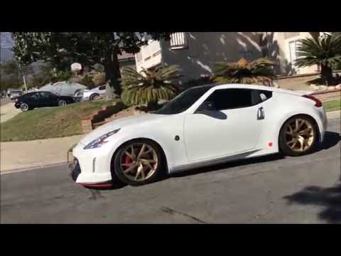 2014 Nissan 370z Sport Walk-around