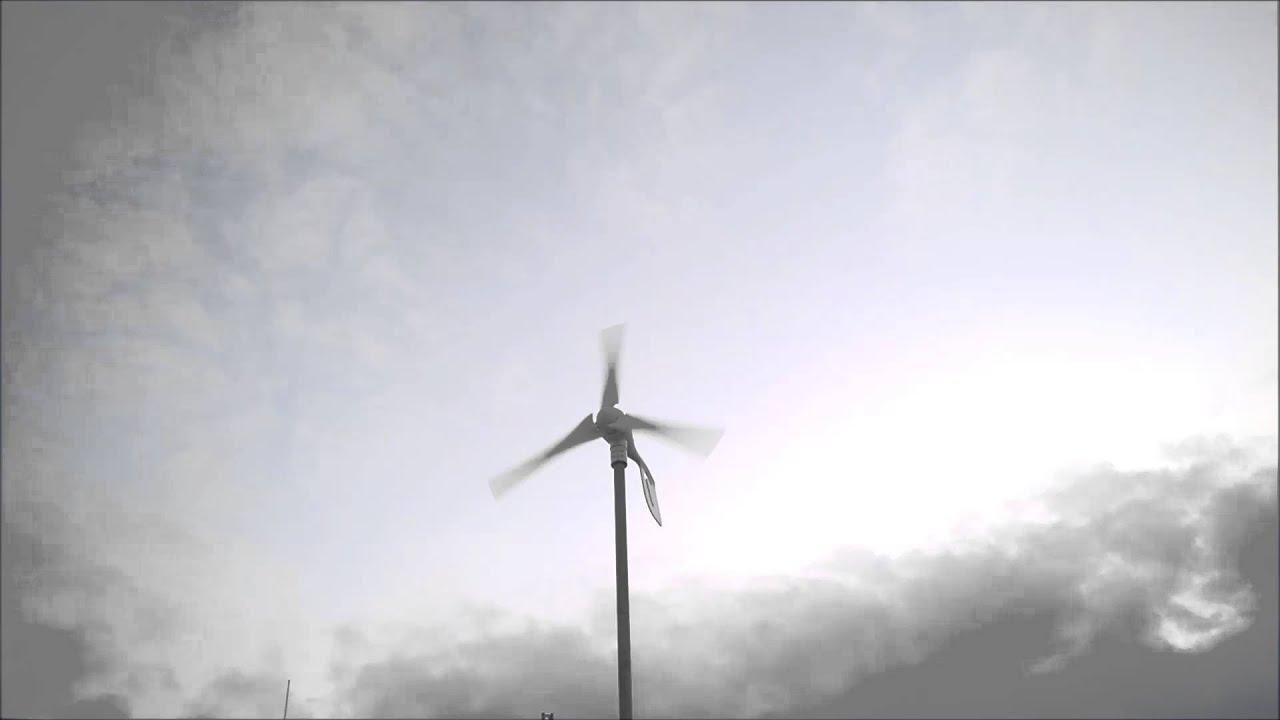 400W - (600W Peak) 12V Wind Turbine - Complus Energy