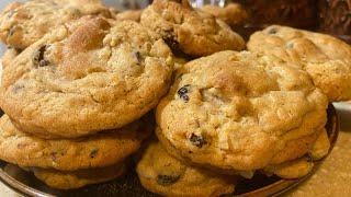 How To Make Soft Oatmeal Raisin Cookies