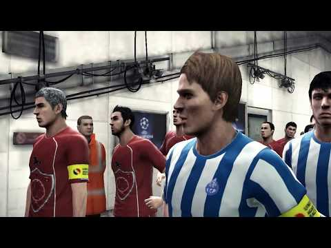PES12 UEFA CHAMPIONS LEAGUE SEMI-FINAL (Boelhe vs Rans)