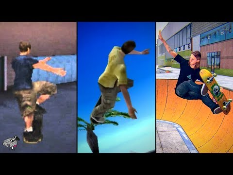 Talking to the Original Designer of Tony Hawk's Pro Skater