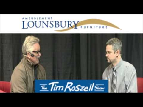 THE TIM ROZSELL SHOW - GUEST: GORDIE CLARK, DIR. OF PLAYER PERSONNEL, NY RANGERS