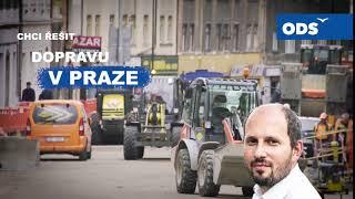 František Nikl - Chci řešit dopravu v Praze