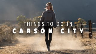 The BEST Things To Do In Carson City Nevada