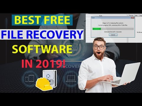 Best Free File Recovery Software In 2019!