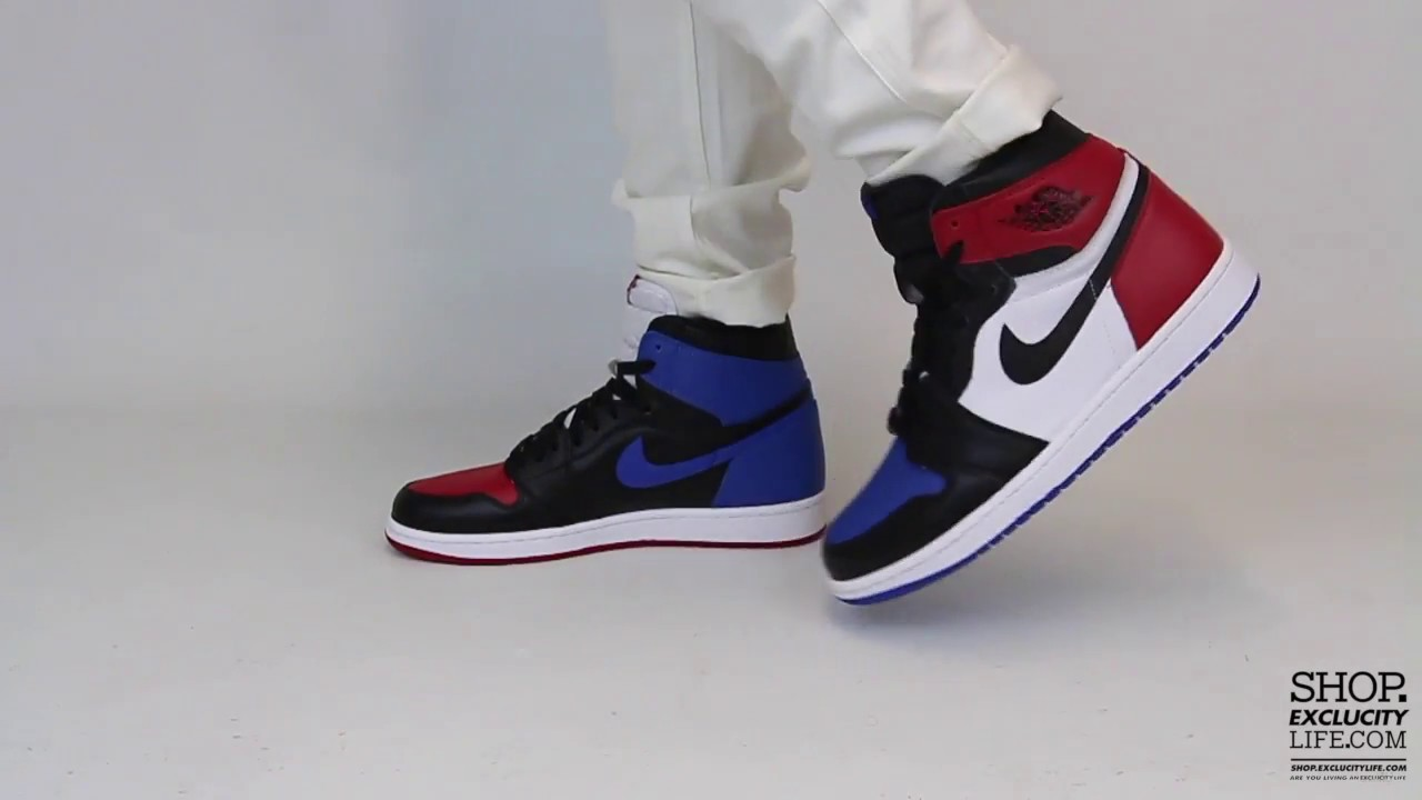air jordan shoes video