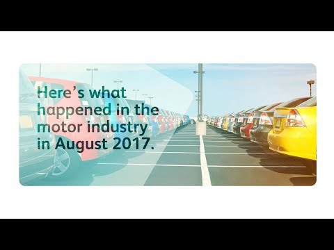 SA Vehicle Sales Figures for August 2017
