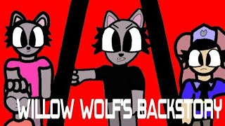 Crash meme//animation meme//willow Wolf's backstory//roblox piggy book 2//the alleys chapter 1//
