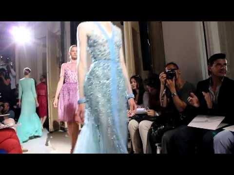 Fashion Week Paris - Georges Hobeika - Haute Couture fw 2012 2013