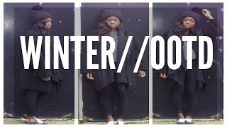 WINTER OOTD | JANUARY 2015 Thumbnail