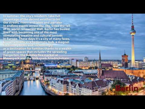 Top 10 European City Breaks For 2016