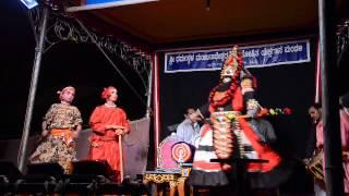 yakshagana Raja Pareekshitha by Dharmasthala mela