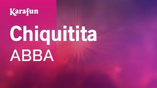 Chiquitita - ABBA | Karaoke Version | KaraFun