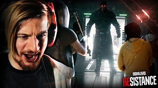 So Resident Evil Just Got Multiplayer & It's Awesome || Resident Evil: Resistance Part 1