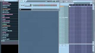 Уроки по FL Studio (Интерфейс программы)part 4(Уроки по FL Studio 9.FL Studio video tutorial,FruityLoops уроки,flstudio обучение., 2010-08-14T07:55:26.000Z)