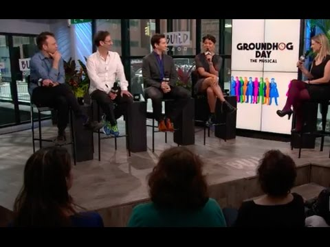 """The Cast And Crew Of """"Groundhog Day"""" Talk About The Musical"""