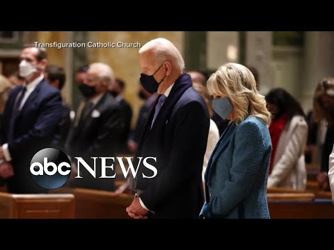 President Biden's Catholicism scrutinized by various priests and bishops