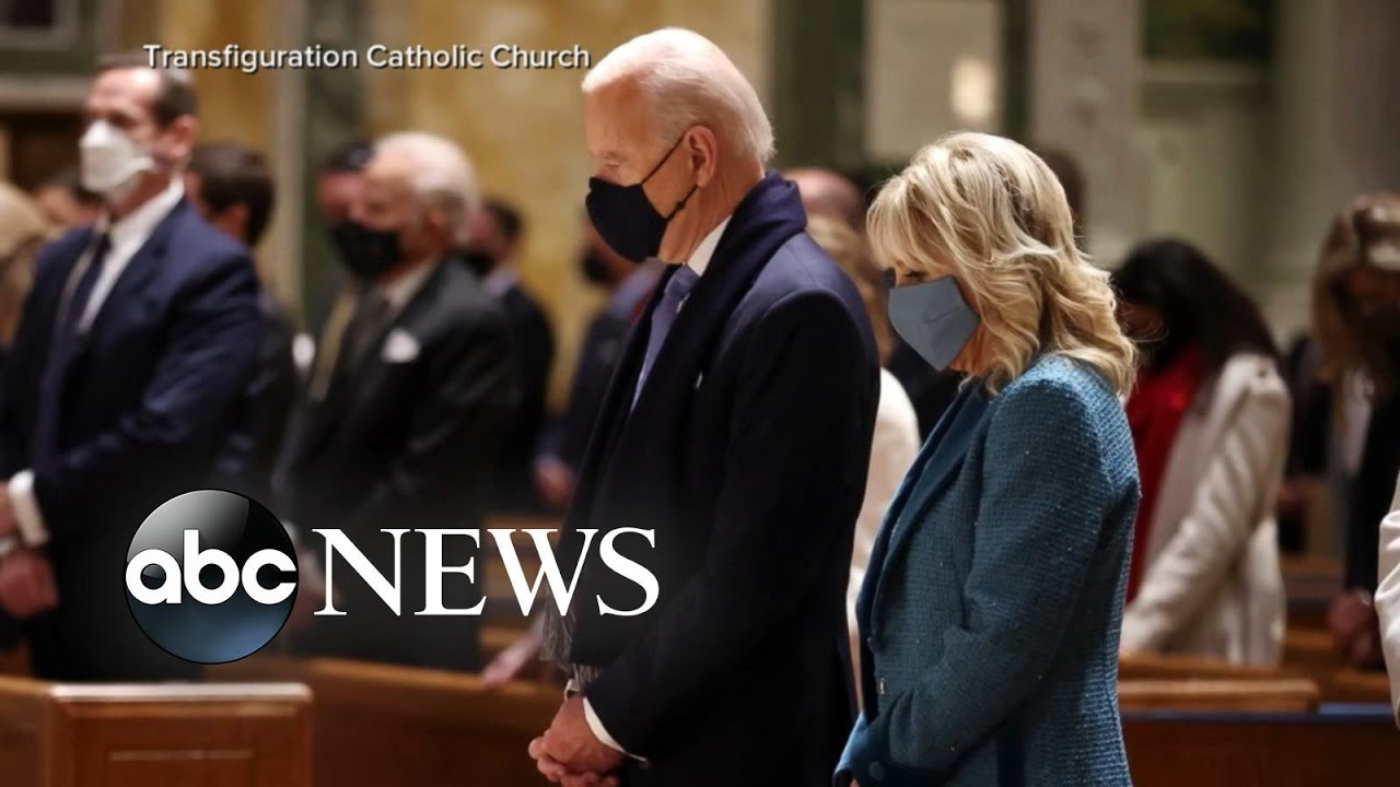 Download President Biden's Catholicism scrutinized by various priests and bishops