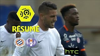 Video Gol Pertandingan Toulouse FC vs Montpellier