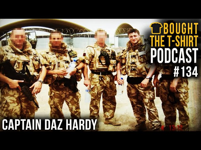 Royal Marine & Army PTI Discuss Endurance Mindset | Chris Thrall & Daz Hardy | Iraq To Ironman