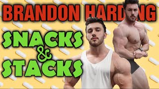 Brandon Harding || SNACKS & STACKS || New Cycle and Meal Plan