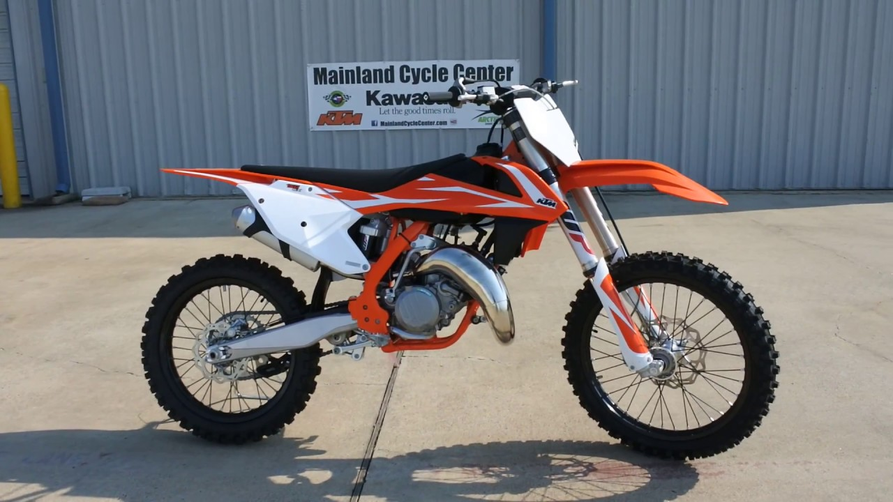 $7,199: 2018 KTM 150 SX 2 Stroke Overview and Review