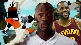 Michael Jordan Doesn't Want LeBron James To Star In Space Jam 2