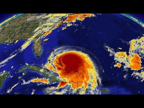 Will Hurricane Joaquin hit the East Coast?