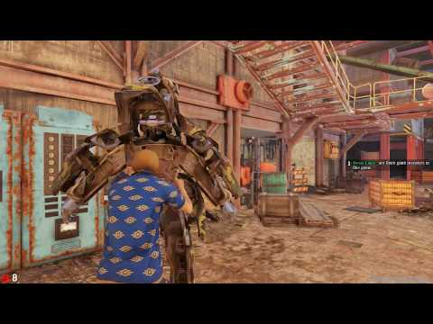 Fallout 76 on PS4 Pro - 010 - Gathering Resources thumbnail