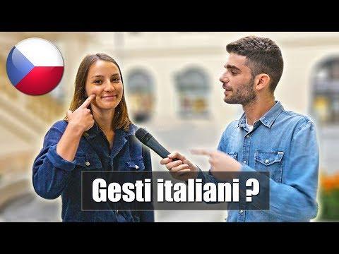 Cosa i CECHI pensano degli ITALIANI ? Domande a Praga - thepillow