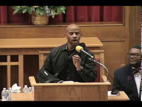 Preaching with Power 2018 - The Rev. Dr. Jerry M. Carter, Jr. - Monday Worship