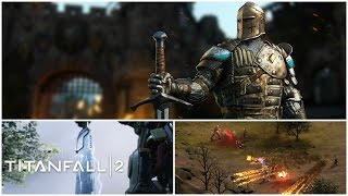 Игровые новости недели - For Honor, Titanfall 2, Tyranny