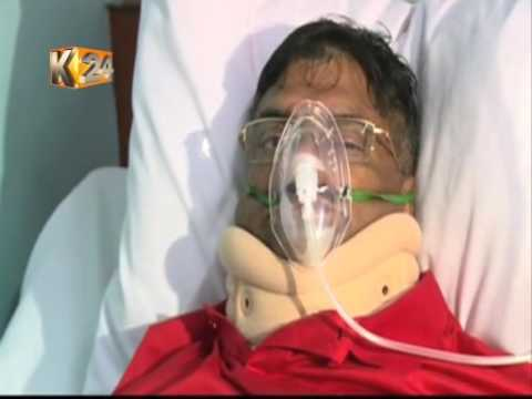 Kesses MP aspirant Dr Mishra Kiprop attacked by unkown men