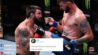 MMA Pros React To Mike Perry Loss To Tim Means At UFC 255