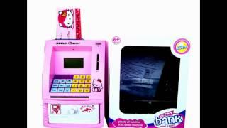 Jual Celengan ATM MINI Mainan Anak harga murah hub.0877-1956-7079