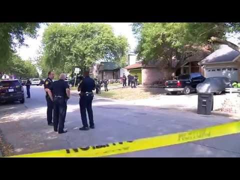 San Antonio TX shooting