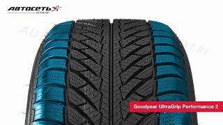 Обзор зимней шины Goodyear UltraGrip Performance 2  ● Автосеть ●