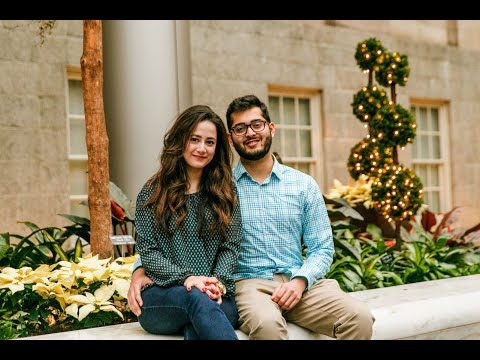 Vignesh & Nikhita's Engagement Ceremony Live from New Jersey