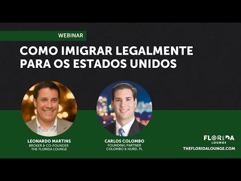 Imigracao Legal - The Florida Lounge
