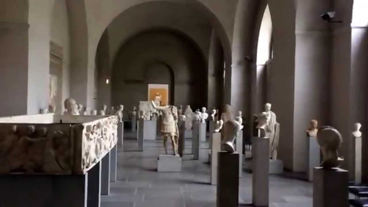 Ancient Greek And Roman Sculptures And Statues Glyptotek