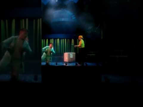 Theater:fantastic Mr fox