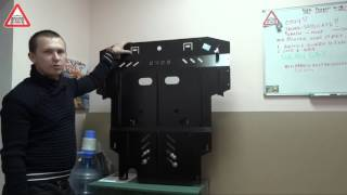 Відеоогляд захисту двигуна Фольксваген Пасат Б5 / Б5+ Volkswagen Passat B5 / B5+