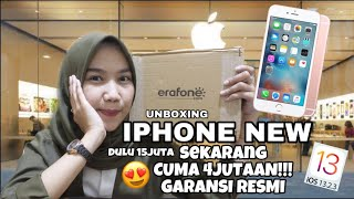 Gambar cover UNBOXING IPHONE IBOX CUMA 4 JUTAAN!