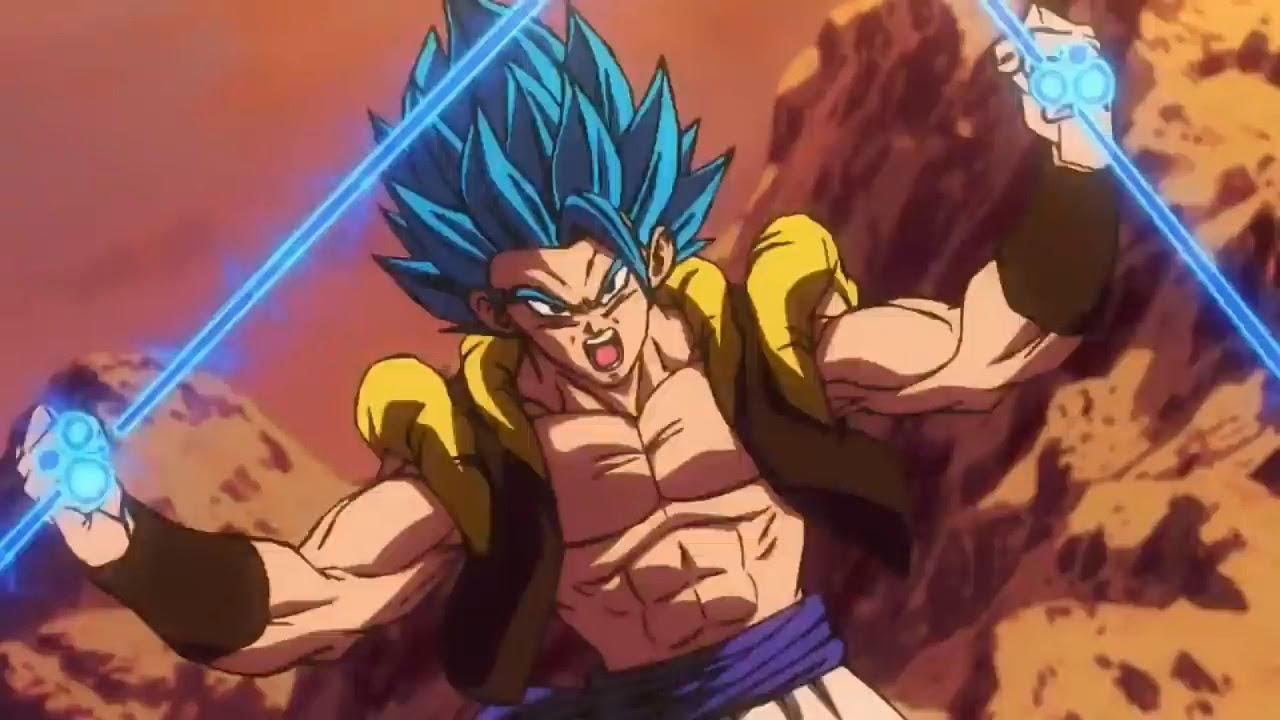 Image result for broly film fusion