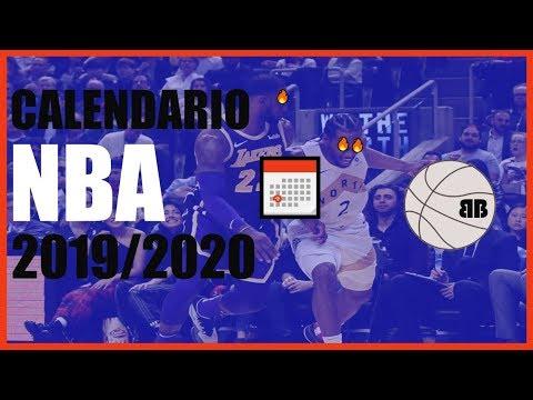 Calendario Nba 2020 2020.Cuando Empieza La Nba Temporada 2019 2020 Lo Mejor Del Calendario Nba