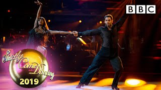 Kelvin and Oti Rumba to Ain't No Sunshine - Week 4 | BBC Strictly 2019