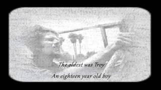 Tom Waits - The Fall of Troy (Lyrics On Screen)
